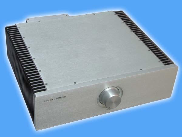 四脚功放电位器等响度接线法